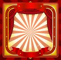 Circus Frame Poster Achtergrond
