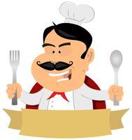 Franse chef-kokbanner