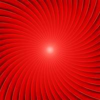 Abstracte rode spiraal achtergrond vector