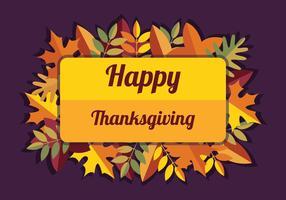 papercraft thanksgiving vector