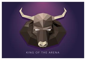 King Of The Arena geometrische vorm