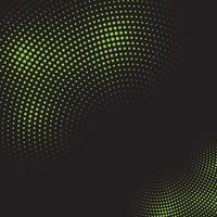 Halftone puntjes achtergrond vector