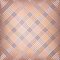 Abstracte roze gouden gestreepte patroonachtergrond vector