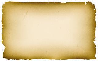 Oude getextureerde perkament achtergrond vector