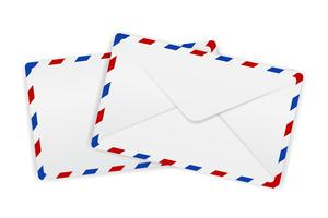 enveloppen vector