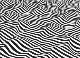 Vector abstracte op-art.