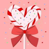 valentijn snoep harten