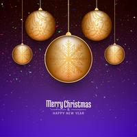 Vrolijke Kerstmis festival viering achtergrond