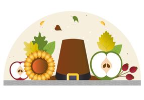 Thanksgiving-elementen en accessoires