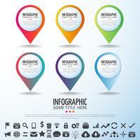 infographics ontwerpsjabloon