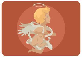 Vliegende Cupido Vector