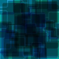 Blauwe abstracte achtergrond, vectorillustratie