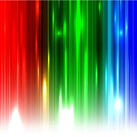 Kleurrijke vectoreps10-achtergrond vector