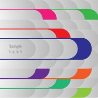 Website sjabloon, vector design frame