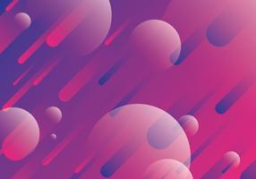 Dynamische abstracte achtergrond