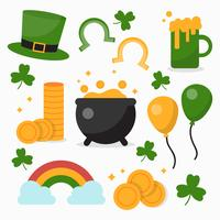St Patricks Day ontwerp Vector