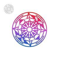 pentagram symbool ontwerp vector