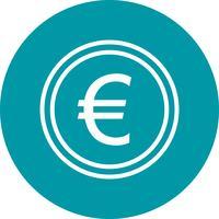 Euro Vector pictogram