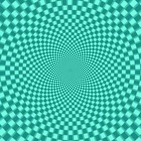 retro vintage hypnotische background.vector afbeelding vector
