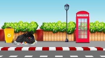 A Rubbish in Dirty Neighborhood vector