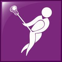 Logo ontwerp voor lacrosse