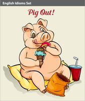 Pigging uit