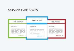 Modern websiteontwerp voor zaken, vectorillustratie