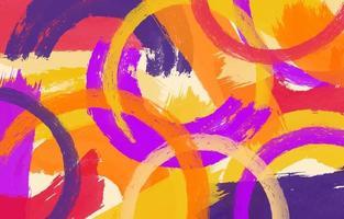 aquarel abstracte achtergrond vector