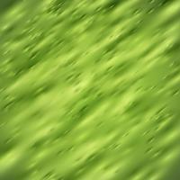 Realistische groene slijmhuid, vector