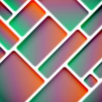 Abstracte achtergrond, vectorillustratie vector
