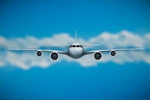 Vector vliegtuig