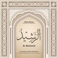 99 namen van Allah met Betekenis en Toelichting