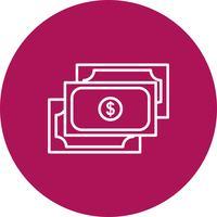 Vector valutapictogram