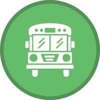 Bus gevuld pictogram