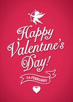 Valentijnsdag Poster