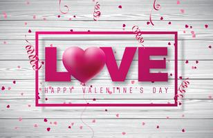 Valentijnsdag ontwerp