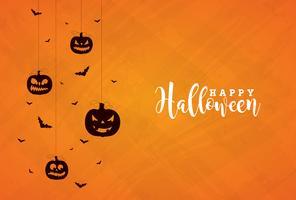Happy Halloween banner afbeelding