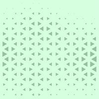 Abstract geometrisch blauw halftone patroon van de grafisch ontwerpdriehoek. vector