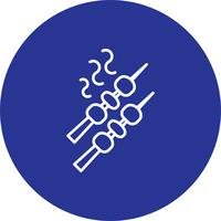 Vector bbq pictogram