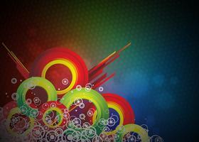 Kleurrijke vector achtergrond