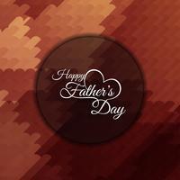 Abstracte Vaderdag achtergrond vector