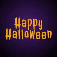 Halloween achtergrond Vector achtergrond
