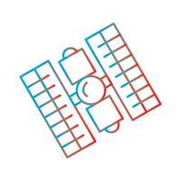 Lijnverloop Perfect pictogram