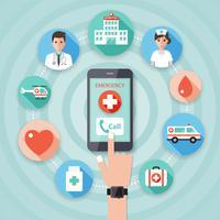 Medisch en ziekenhuisconcept