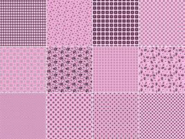 Roze Bandana-patronen