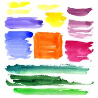 abstracte aquarel achtergrond