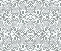 Tanger-raster. Naadloos guillochepatroon. vector
