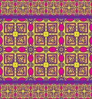 Talavera oblana Mexicaans naadloos patroon