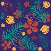 Tropisch paradijs vector