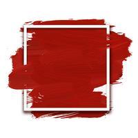 abstracte achtergrond inkt penseelstreken met ruwe randen droog vector